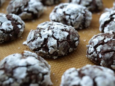choco cookies - 2